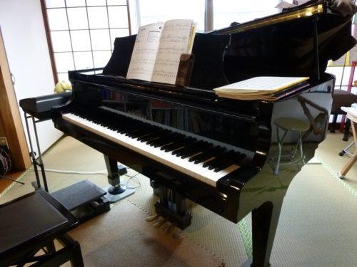 ぴぴピアノ教室使用ピアノ