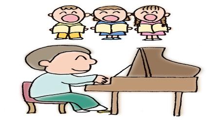 クラス合唱の伴奏