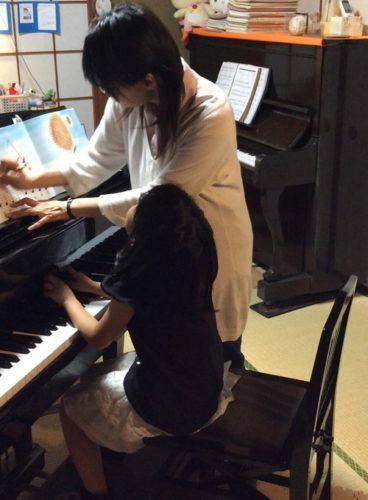 【ぴぴピアノ教室】姶良教室サイトのTOP