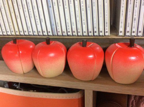 りんごの四分音符