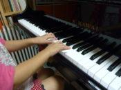 ぴぴピアノ教室生徒さん