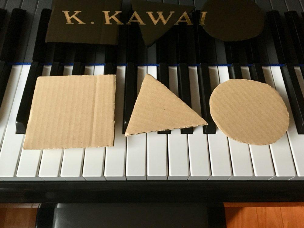 まるさんかくしかく ぴぴピアノ教室