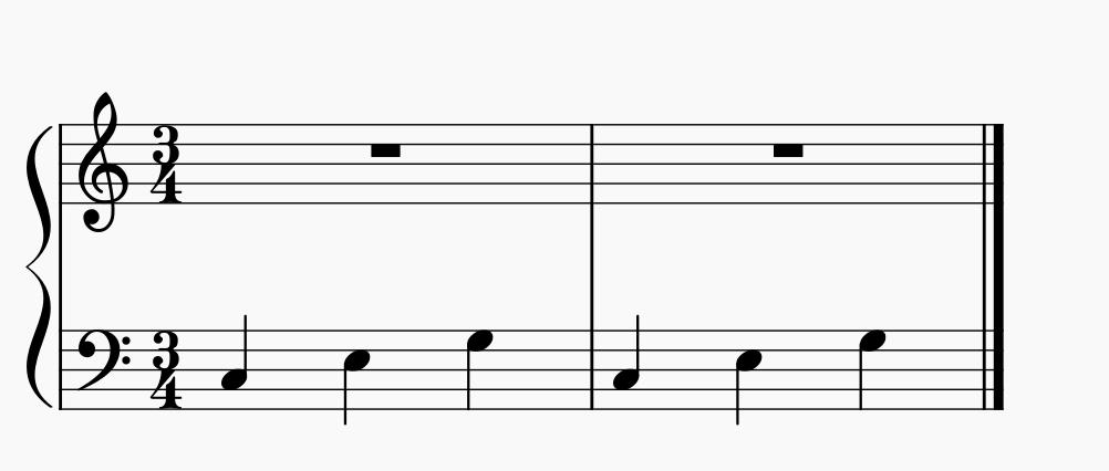 3秒子の楽譜