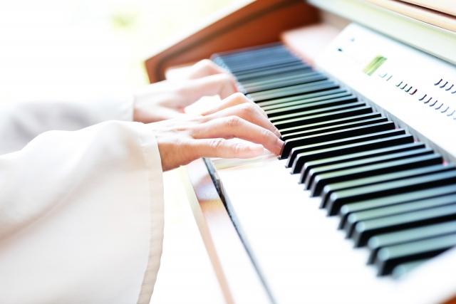 音色 鍵盤