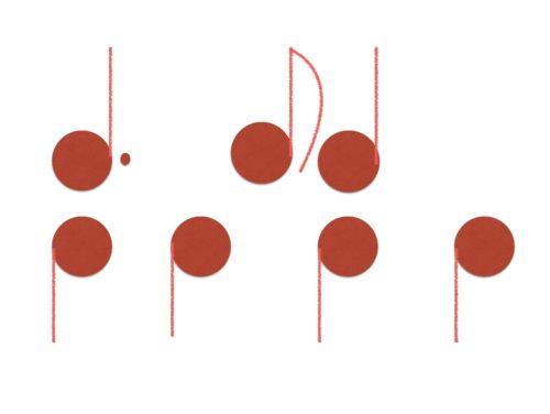 リズムパターン ぴぴピアノ教室