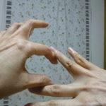 机上練習や指のストレッチは隙間時間で。