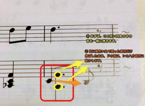 和音の弾き方解説