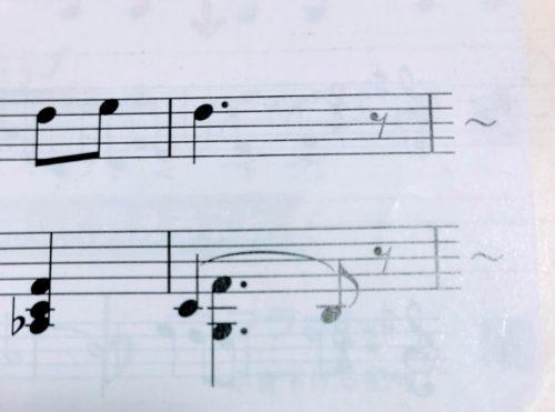 和音の弾き方
