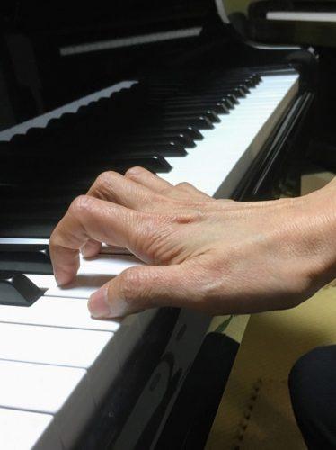 間違った弾き方 ぴぴピアノ教室