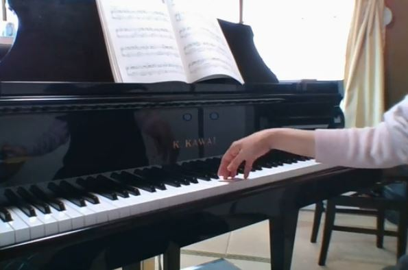 手の形 ぴぴピアノ教室