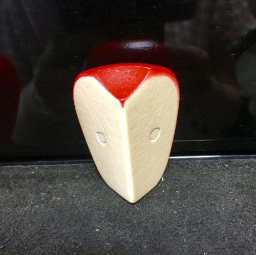 りんご 教材 4分の1