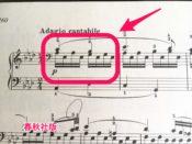 Beethoven作曲ハ短調作品13【悲愴】 春秋社版